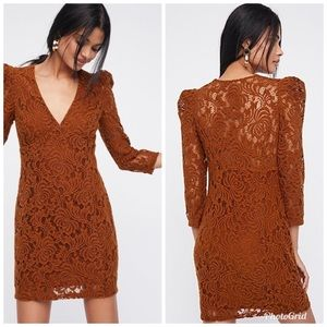 Free people Dana's lace dress